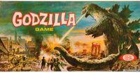Board Game: Godzilla Game