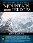 RPG Item: Mountain Terrors: Tripper Root