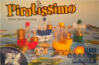 Board Game: Piratissimo