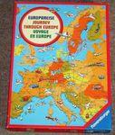 Board Game: Explore Europe