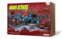 Board Game: Mars Attacks: The Miniatures Game – Extermination