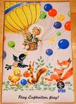 Board Game: Flieg Luftballon, Flieg!