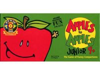 Board Game: Apples to Apples Junior