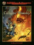 RPG Item: College of Wizardry