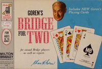 Board Game: Goren's Bridge for Two