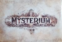Board Game: Mysterium: Promo Cards
