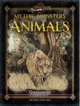 RPG Item: Mythic Monsters 28: Animals
