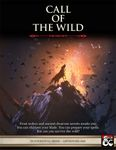 RPG Item: Call of the Wild
