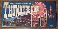 Board Game: Thunderbirds Game