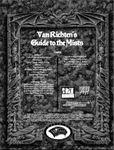 RPG Item: Van Richten's Guide to the Mists