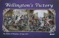 Board Game: Wellington's Victory: The Battle of Waterloo, 18 June 1815 (Second Edition)