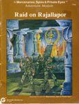 RPG Item: Raid on Rajallapor