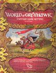 RPG Item: World of Greyhawk (2nd Edition)