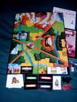 Board Game: The Willow Game