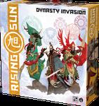 Board Game: Rising Sun: Dynasty Invasion