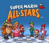 Video Game Compilation: Super Mario All-Stars