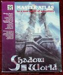 RPG Item: Shadow World Master Atlas (Boxed Set)