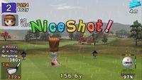 Video Game: Hot Shots Golf: Open Tee
