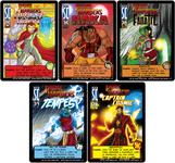 Board Game: Sentinels of the Multiverse: The Prime Wardens Promo Pack