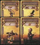 Board Game: Iberian Rails: Promo Pack