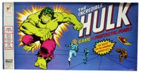 Board Game: The Incredible Hulk with the Fantastic Four!