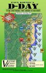 Board Game: Paul Koenig's D-Day: The American Beaches
