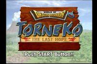 Video Game: Torneko: The Last Hope