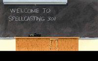 Video Game: Spellcasting 301 - Spring Break