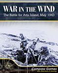 Board Game: War in the Wind: The Battle of Attu Island, 1943
