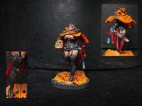 Board Game: Kingdom Death: Monster – Jack O' Lantern Promo