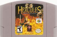 Video Game: Hercules: The Legendary Journeys