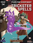 RPG Item: Files for Everybody Issue 14: Trickster Spells