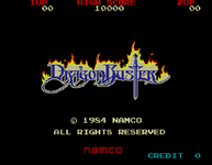 Video Game: Dragon Buster