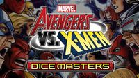 Board Game: Marvel Dice Masters: Avengers vs. X-Men
