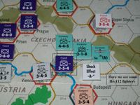 Board Game: The Rhineland War, 1936-37