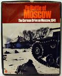 Board Game: The Battle of Moscow: The German Drive on Moscow, 1941
