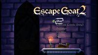 Video Game: Escape Goat 2