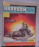 Board Game: Harpoon (1st & 3rd edition)