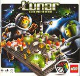 Board Game: Lunar Command