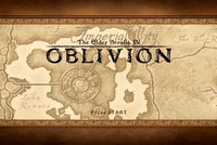 Video Game: The Elder Scrolls IV: Oblivion