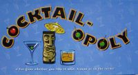 Board Game: Cocktail-opoly