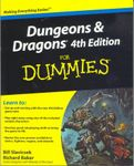 RPG Item: Dungeons & Dragons 4th Edition for Dummies