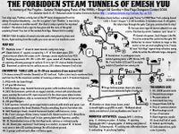 RPG Item: The Forbidden Steam Tunnels of Emesh Yuu