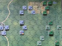 Board Game: Panzer Grenadier: The East Front