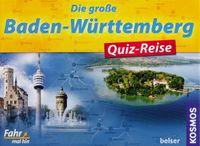 Board Game: Die große Baden-Württemberg Quiz-Reise