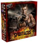 Board Game: Spartacus: A Game of Blood & Treachery