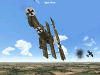 Video Game: Over Flanders Fields: Between Heaven and Hell