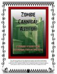 RPG Item: Zombie Cannibal Asylum