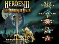 Video Game: Heroes of Might and Magic III: The Shadow of Death