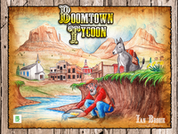 Board Game: Boomtown Tycoon